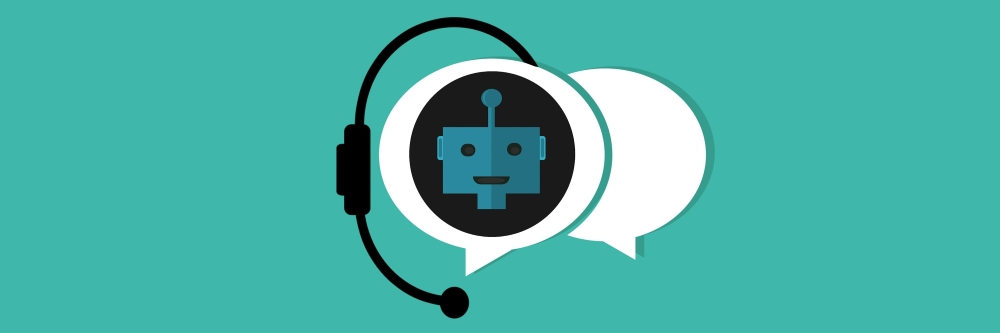 Address customer problems with chatbots