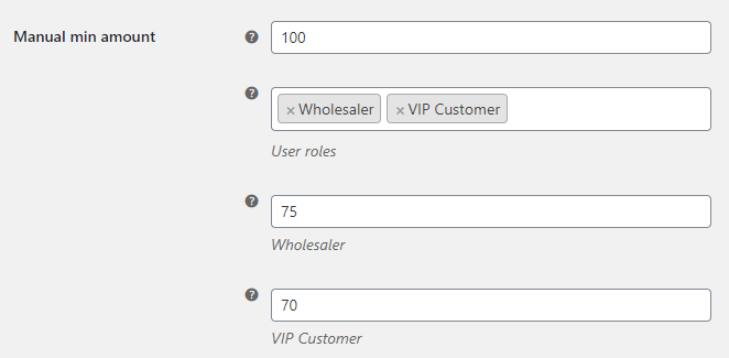 Amount Left for Free Shipping for WooCommerce - Advanced Options