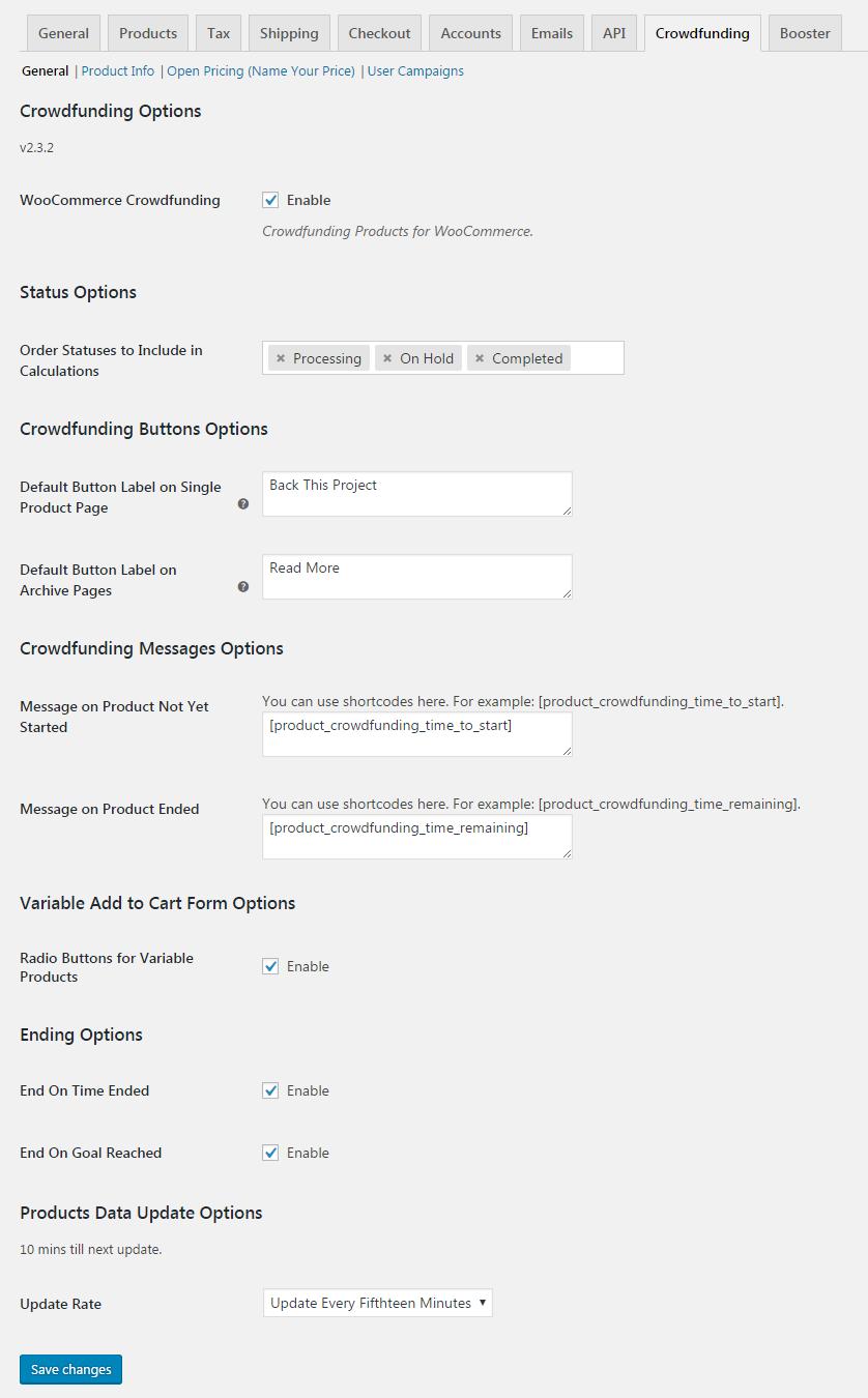 crowdfunding-for-woocommerce-plugin-admin-settings-general