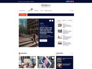 Trend News - WordPress Theme